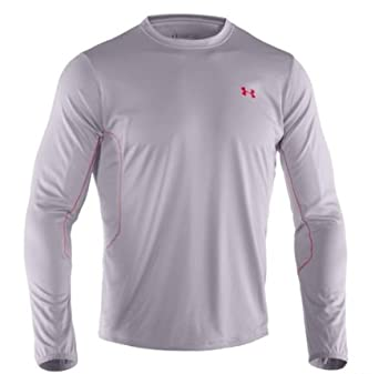Under armour mens armourguard fishing long sleeve shirt at for Under armor fishing shirt