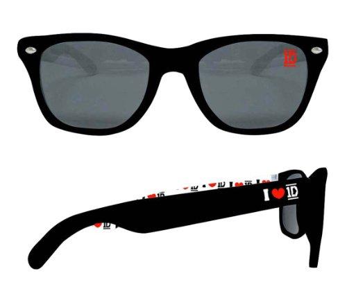 One Direction Black Sunglasses