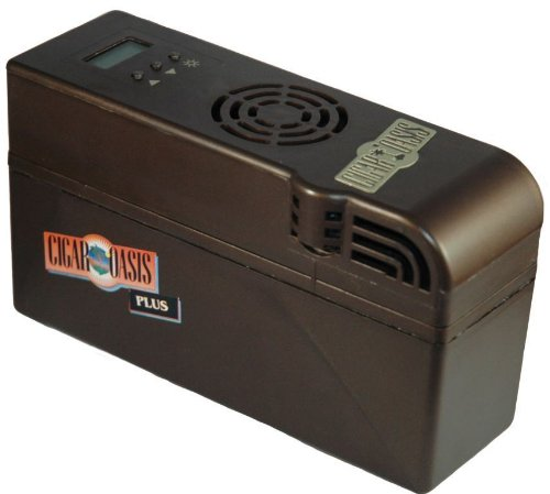 Cigar Oasis Plus Electronic Cigar Humidifier (Cigar Oasis Excel compare prices)