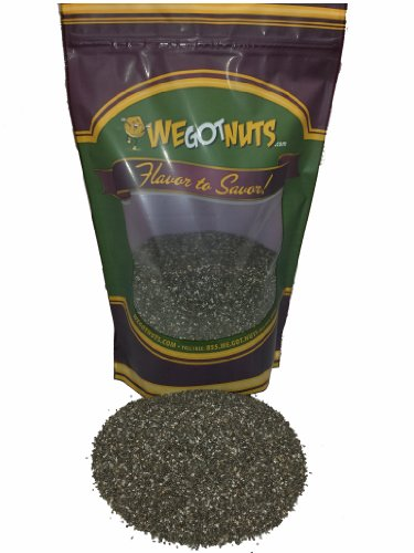 Chia Seeds , Raw, Natural - We Got Nuts (6 Lbs.)