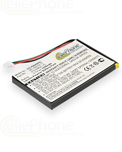 cellePhone Akku Li-Polymer für Garmin Nüvi 200 250 260 270 465 465T 1400 1450 1490 1490T (ersetzt ED38BD4251U20)
