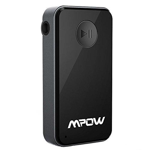 Mpow Swift Bluetooth 4.0 Wireless Sport Stereo In-Ear-Kopfhörer für iPhone SE 6 6S 6 Plus 6S Plus 5S 5 5C 4S 4, Galaxy S7 S7 Edge S6 S6 Edge S5 S4 Mini J5, HTC M9 M8, Sony Z5 Z4 Z3 Compact usw.-Rosa