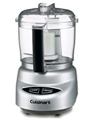 Cuisinart DLC-2ABC Mini-Prep Plus Food Processor, Brushed Chrome by Cuisinart