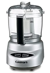 Cuisinart DLC-2ABC Mini-Prep Plus Food Processor Brushed Chrome