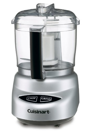 Making Wasabi Deviled Eggs is easy with a Conair Cuisinart DLC-2ABC Mini Prep Plus Food Processor in Brushed Chrome and Nickel