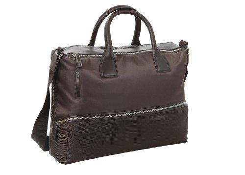 nava-down-town-briefcase-dbrown-borsa-con-manico-unisex-adulto-marrone