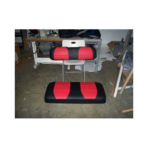 Golf cart seat cover Automotive