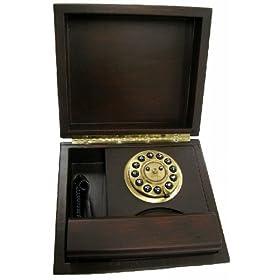 Telefono cordless sitel 240000t retro 39 telephone - Telefono fisso design ...