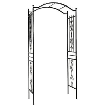 Gardman R355 Charleston Arch, Black, 3 7