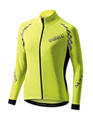 Altura Women's Night Vision Long Sleeve Cycling Jersey