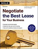 img - for Negotiate the Best Lease for Your Business (Paperback)--by Attorney Janet Portman [2005 Edition] book / textbook / text book