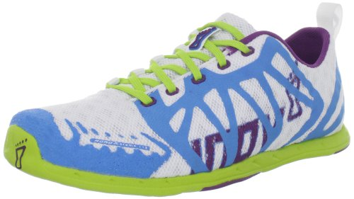 Inov-8 Women's Road-X Extreme 118 Running Shoe,Lime/Light Blue/Purple,9 M US