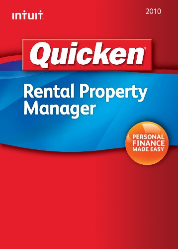 Quicken Rental Property Manager  [OLD VERSION] [Download]