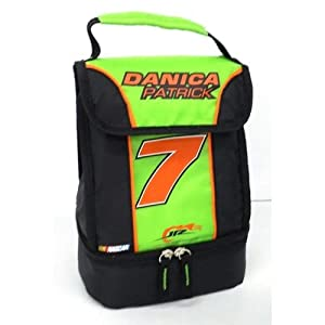 Buy #7 Danica Patrick Nascar Lunch Bag By Olivet International 27007 by Brickels