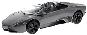 Scale: 1:14 Lamborghini Reventon Roadster Radio Remote Control Model Sports Car R/C RTR (Color Gray) by XINGHUI Auto Model Co., LTD