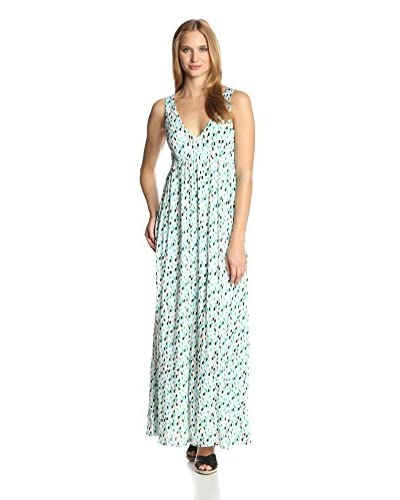 Ella Moss Women's Lana Printed Maxi Dress