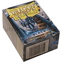 Dragon Shield Deck Protector Pack - Black