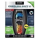 Andis Cordless Envy Li Nation Adjustable Blade Clipper 73045 (Tamaño: Clipper)
