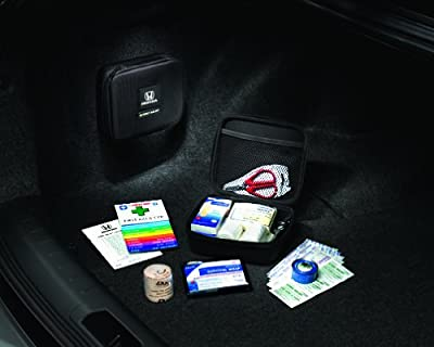 Genuine Honda Accessories 08865-FAK-100 First Aid Kit by Honda