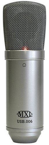 Mxl Usb 006 Usb Cardioid Condenser Microphone