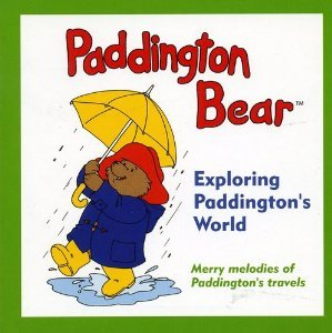 exploring paddingtons world audio cd paddington bear