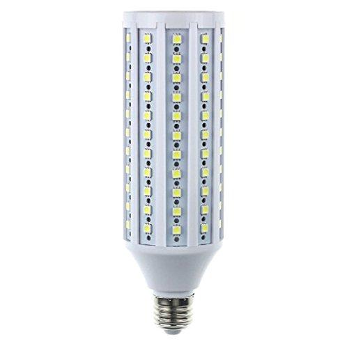 Toopoot(Tm) E27 25W 220V 132Led 5050 Energy Saving Light Corn Lamp Bulb(Pure White)