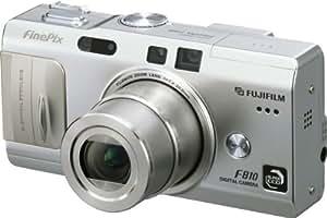 Fuji Finepix F810 [6MP 4xOptical] - [16mb XD Card & Docking Cradle]