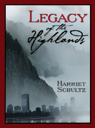 E-book - Legacy of the Highlands by Harriet Schultz