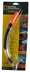 National Geographic Snorkeler Tuna S JR Snorkel Color:BK