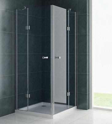 cabine de douche en verre bilbao 900 x 900. Black Bedroom Furniture Sets. Home Design Ideas