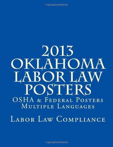 2013 Oklahoma Labor Law Posters: