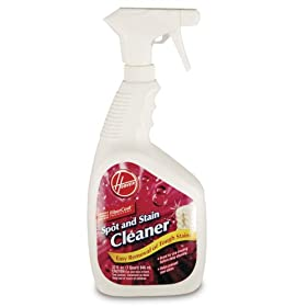 Hoover 40322032 Spot-and-Stain Cleaner with Trigger-Spray Bottle, 32 Ounces