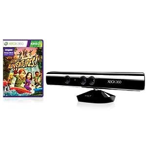 Kinect Sensor with Kinect Adventures