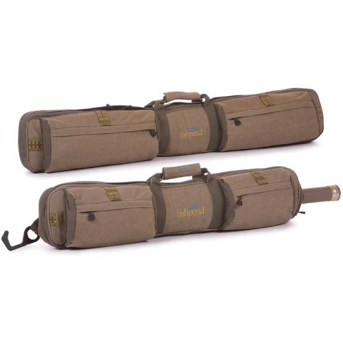 Fishpond voyager travel fly rod tube bag 33 43 for Fishing rod travel tubes