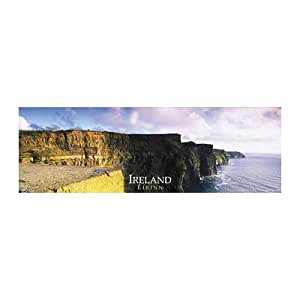 Amazon.com: Ireland (Cliffs) Art Poster Print - 12x36