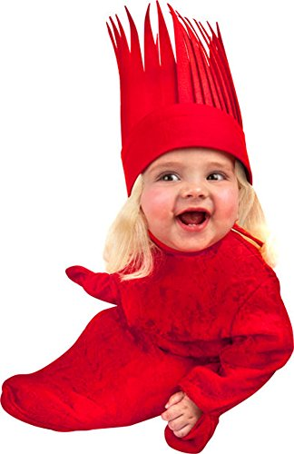 Baby Red Queen Bunting Halloween Costume