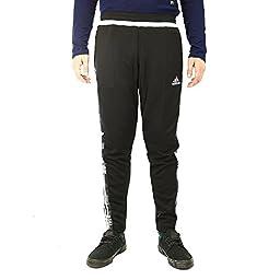 Adidas Performance Tiro 15 Training Pant - Black/White/Grey - Mens - L