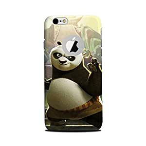 iPhone 6s/ iphone 6 logo cut Back Cover - Printrose designer mobile back cover cases and cover for iPhone 6s/ iphone 6 kung fu panda