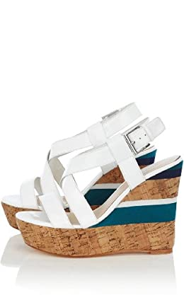 Modern Bright Wedge