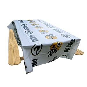 NFL Green Bay Packers Table Cover by Rico Industries