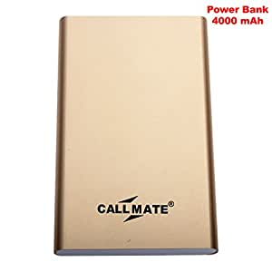 Callmate Power Bank Pumi 4000 mah - Gold