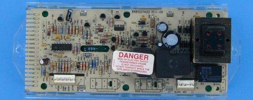 Whirlpool Range Control Board front-633692