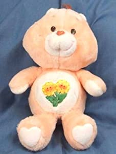 "Vintage Care Bears Plush 13"" Friend Bear from 1983"