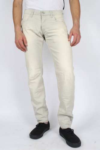 G-Star Raw - Mens Dexter Low Tapered Jeans in Light Aged, Size: 36W x 34L, Color: Light Aged