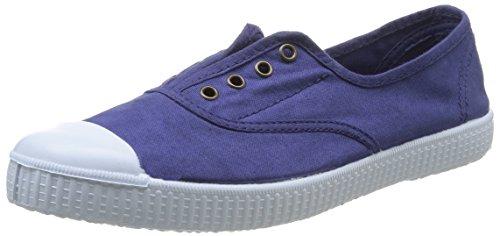 Calego - Ingles Elastico Tenido Punt, Scarpe da donna, blu(bleu (tinta)), 39