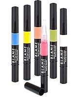 Loftus International Mehron Blame Black Light Activated 6 Color Pen Set