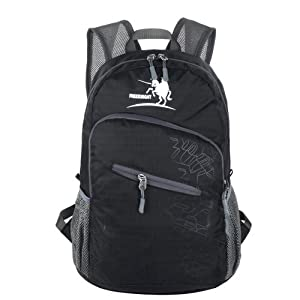 Buy Free Knight Packable Handy Lightweight Travel Backpack Daypack by Free Knight