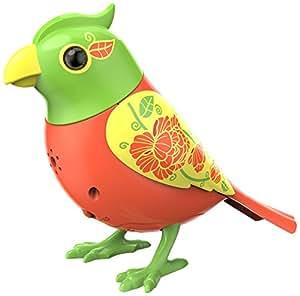 Silverlit Digi Birds with Whistle Ring, Orange