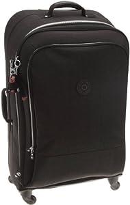 Kipling Suitcase Yubin Spin 81, Black, K15017900