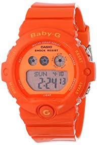 Casio – Baby-G – Light-toned Pastel Color Series – BG6902-4B – Burnt Orange